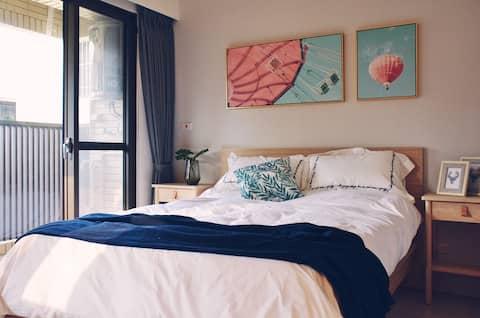 【提諾公寓Tino's Apartments】2~4人房/免費停車位/可攜帶寵物/可提前放行李/陽台