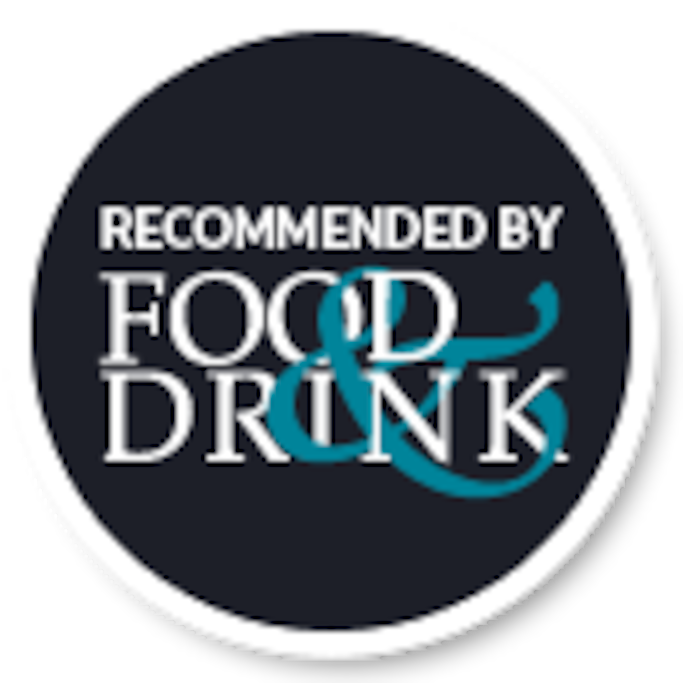 recommended by Food and Drink as a place to stay and eat