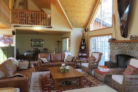 Gorgeous Cottage Villa on The Lake - Gravenhurst
