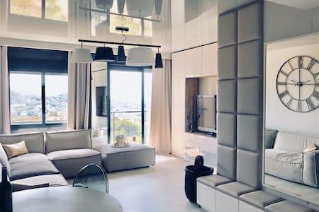 Boutique Apartment Benitachel-Moraira -SEA VIEW
