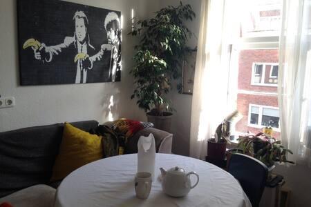 Künstlerwohnung zur Kieler Woche