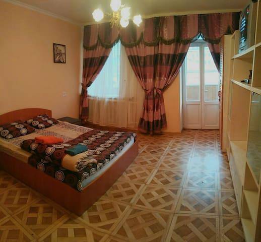 Уютная и комфортная квартира в центре столицы