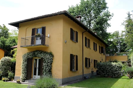 Beautiful country side house near Como - Villa Guardia - Hus