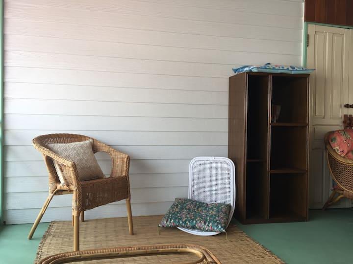 TopFloor+veranda; Khaosan/Old Town; Breakfast&WiFi