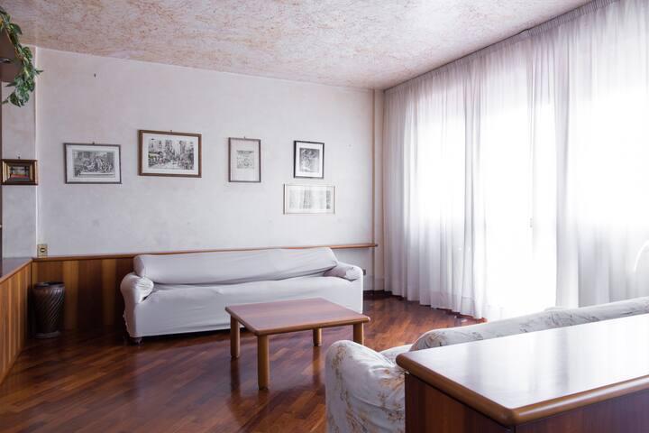 appartamento vista mare nel centro della città - Chioggia - Departamento