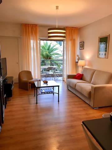Beau 2 pièces pour un séjour réussi au bord de mer - Menton - Apto. en complejo residencial