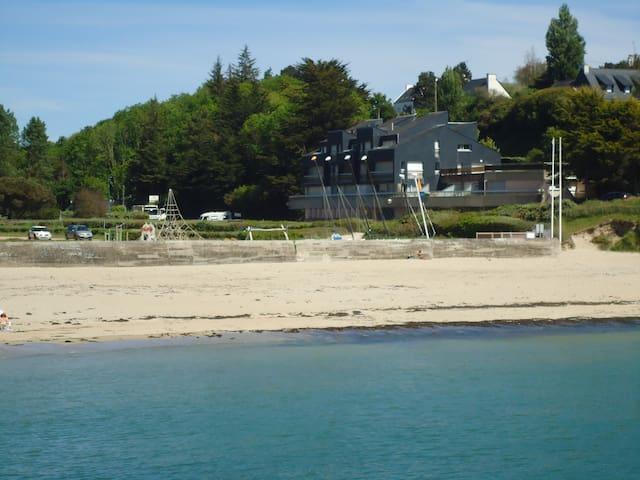 Moelan sur mer, T1 plage de Kerfany