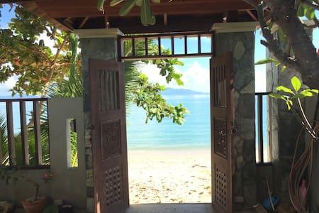 Beach villa at Maenam , Koh Samui - Ko Samui - Villa
