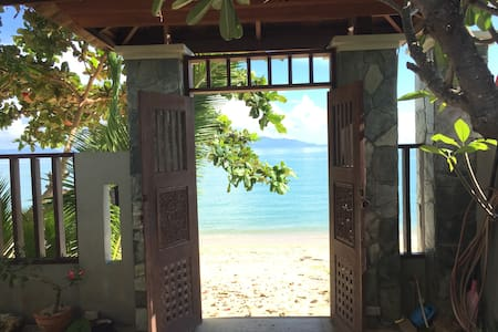 Beach villa at Maenam , Koh Samui - 苏梅岛 - 别墅