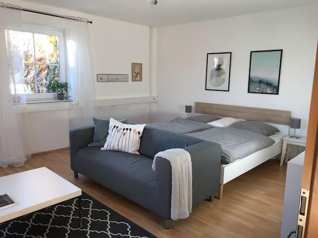 Helle und gemütliche 1,5 Zimmer Wohnung in Overath