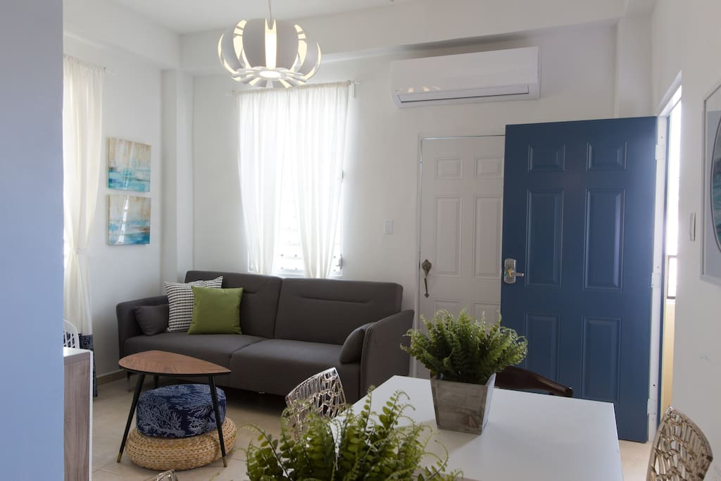 A good movie in the living room