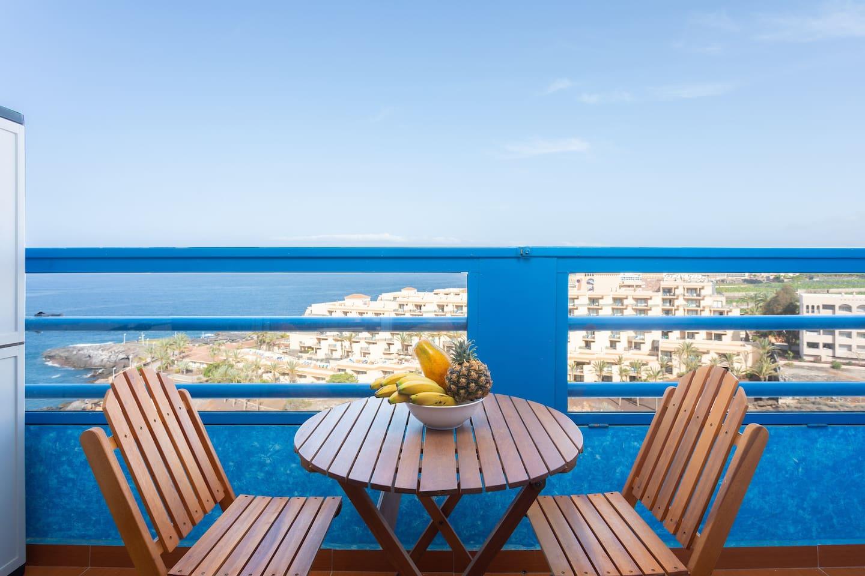 Piscina, terraza, vistas, etc, todos los servicios para una estancia inolvidable