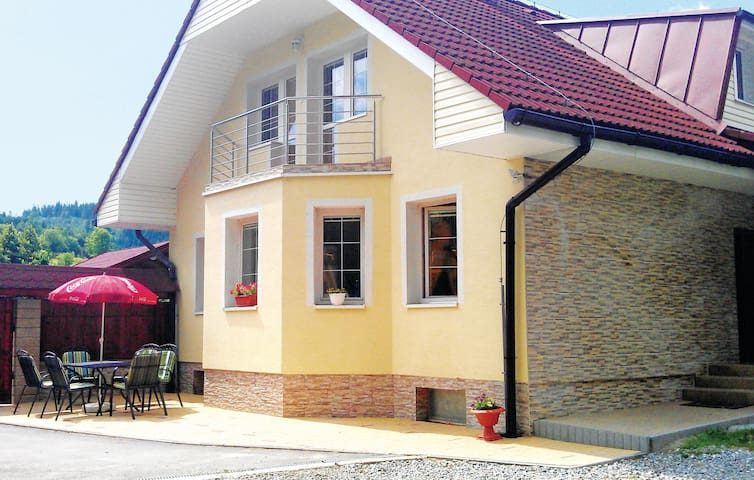 Holiday apartment with 4 bedrooms on 95m² in Stara Bystrica