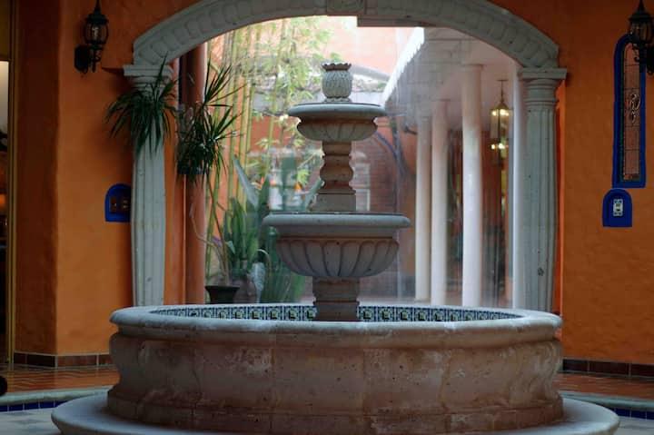 4 Súper Sites en Gra. casona el Fresno Morelia