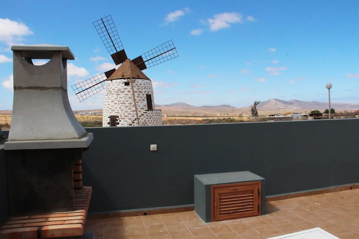The Windmills Valles de Ortega