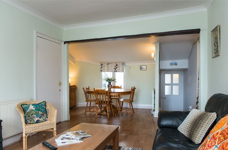 Riverview apartment - Looe - Apartment