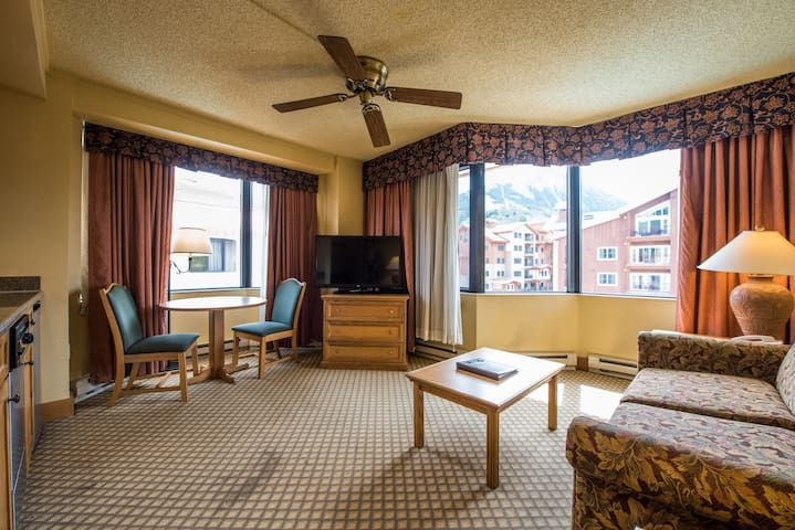 Welcome to your cozy and warm suite in Crested Butte!