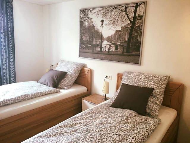 Zimmer Nr. 4 - Doppelzimmer