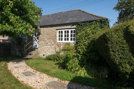 Gardeners Cottage in peaceful hamlet of Somerset - Hus