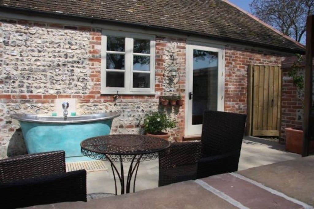 The Bothy Cottage For Two With Indoor Swimming Pool Sauna Apartments For Rent In Blandford