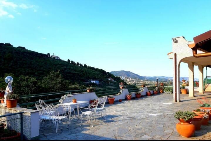 Agriturismo Monte Acuto - natura, mare & relax