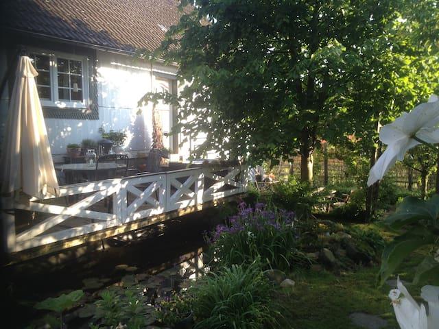 Landhaus im Vogelsberg - Birstein