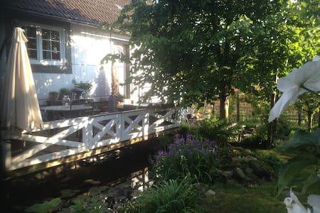Landhaus im Vogelsberg - House