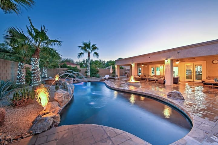 Private Desert Oasis w/Resort Style Pool