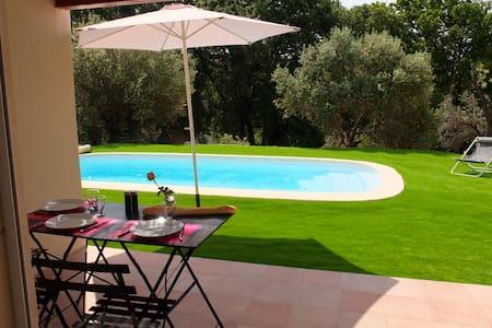 Villa appart 2 chambres - Saint-Cyr-sur-Mer - Apartment-Hotel