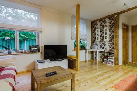 Cozy, quiet apartment near the city centre - Wohnung