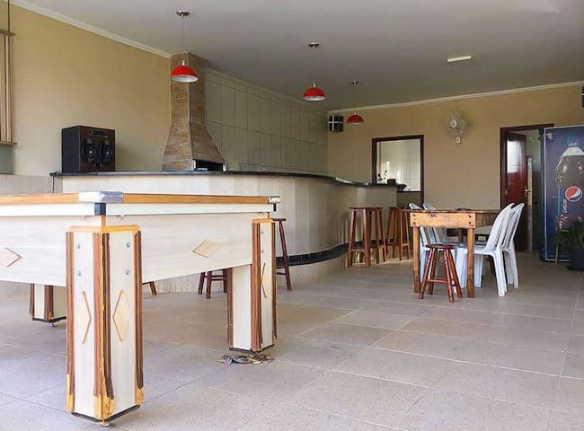 CASA COM PISCINA Muzambinho