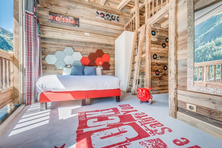 ROCK N' LOVE - CATERED Ski Chalet GC-Kollection