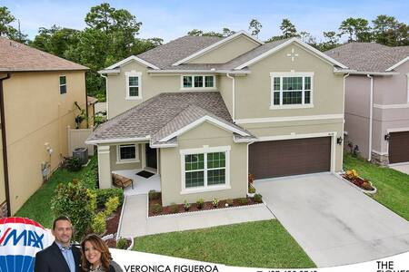 Beautiful, Cozy home with private bedroom near UCF - Orlando - Ev