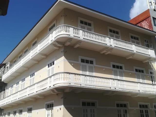 Casa Franco, Casco Antiguo, Panamá. A4