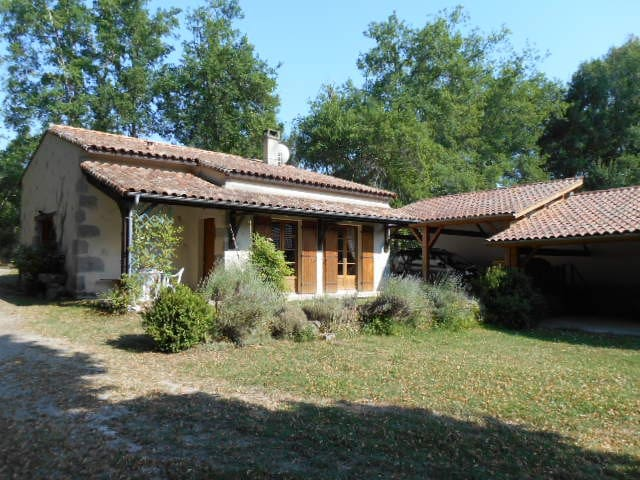 Chais du moulin (6/7 personnes) - Damazan - House