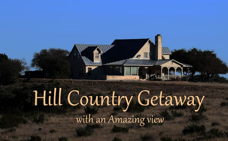 Hill Country Getaway - Mountain Home - Ev