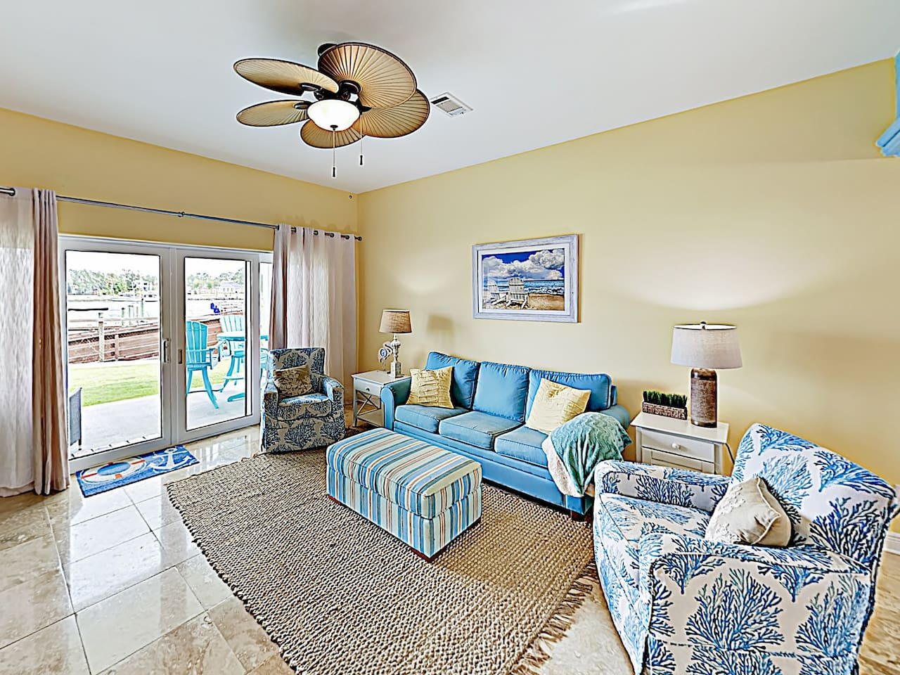 Welcome to Banana Bay Townhomes! This townhouse is professionally managed by TurnKey Vacation Rentals.