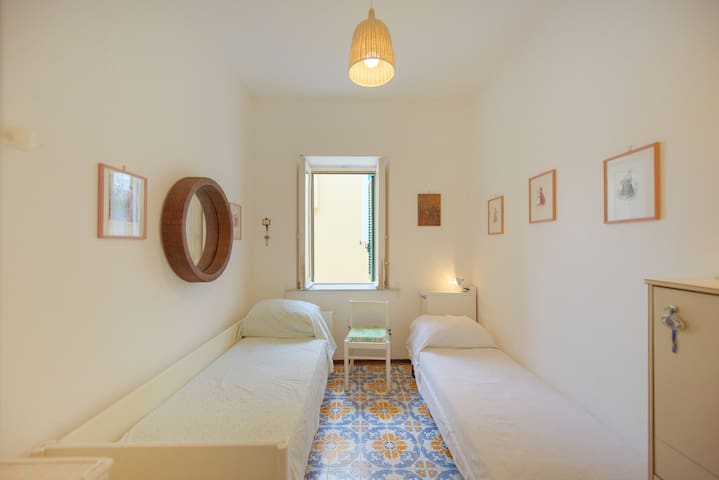 Comfortable apartment with terrace - 伊斯基亞(Ischia)