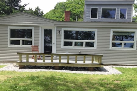 2 BR Waterfront Cottage, Brunswick, ME