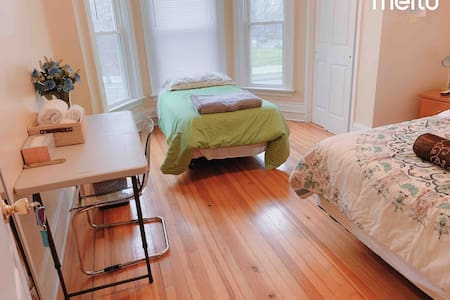 Pleasant stay in East Genesee St. neighborhood #2