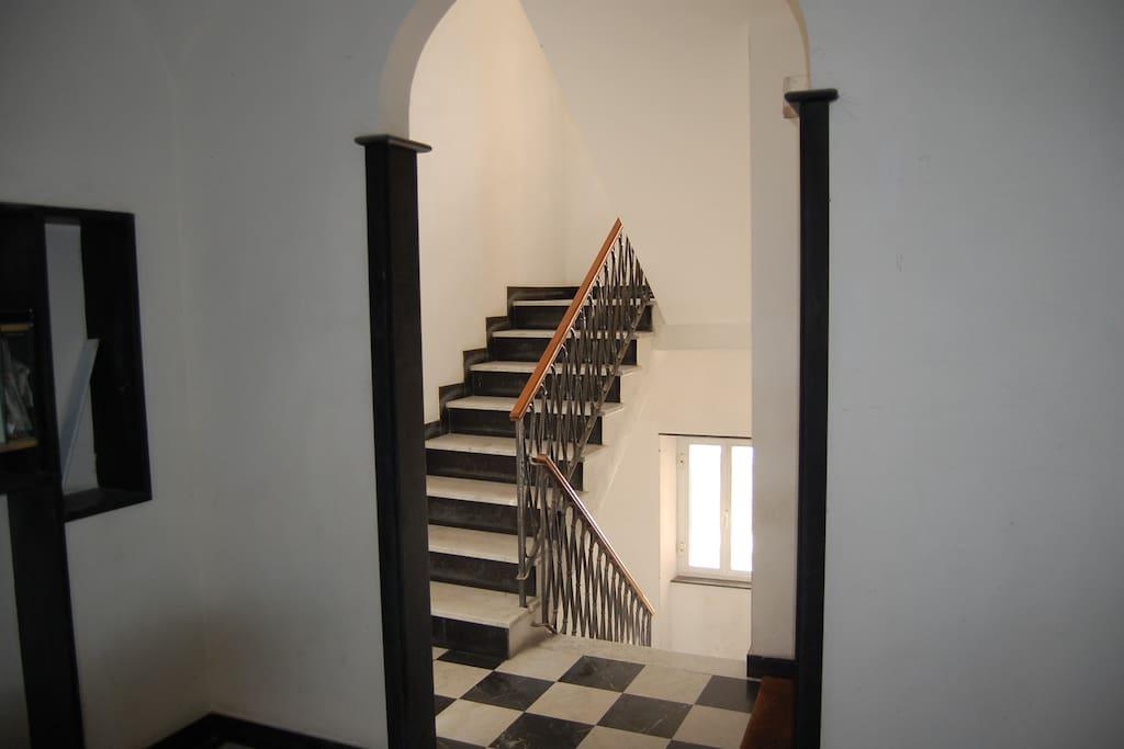 portone e scale