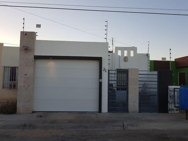 Casa en San Luis Río Colorado, Sonora.