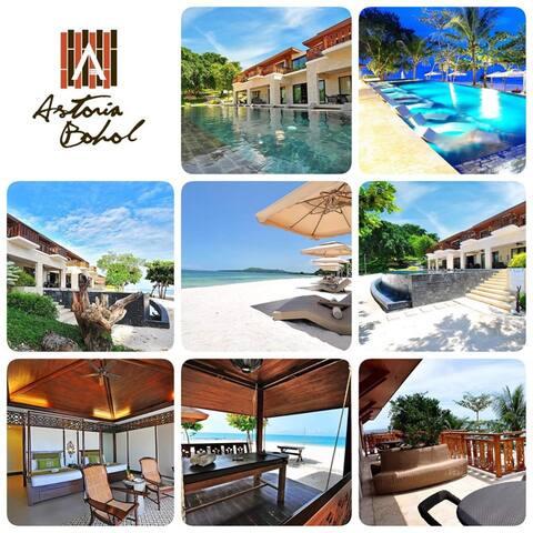 Bohol Hotel&Resort*GoodFor4adults+2Kids