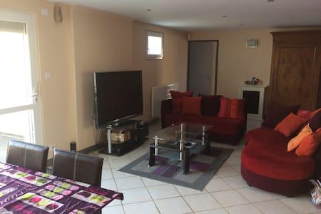 Appartement proche du Puy Du Fou ! - Les Herbiers - Lejlighed