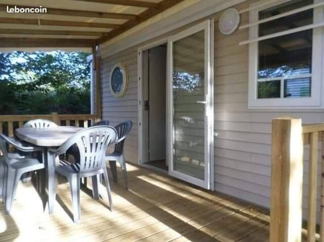 Mobile home 3ch tout confort moderne , climatisé