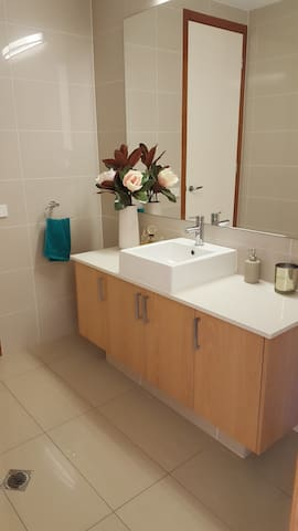 POWDER ROOM AND DOWNSTAIRS TOILET