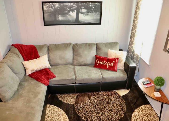 Cozy home in convenient location