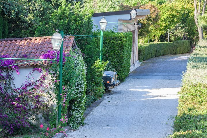 Splendida casa in agriturismo A ROMA