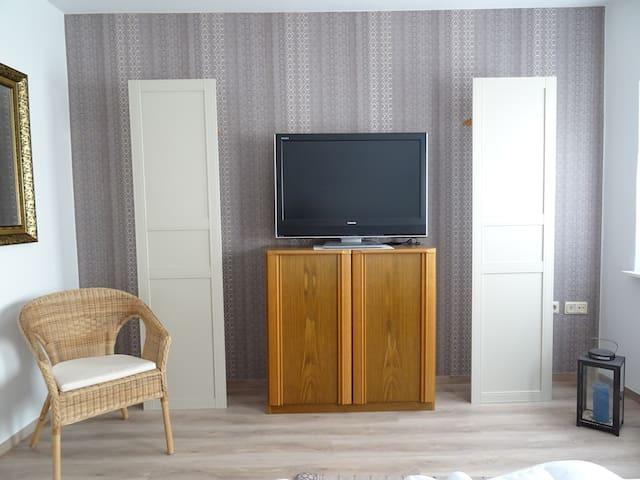 """Apartment """"Lüttje Koje"""" im Herzen von Leer"""