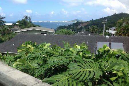 Ocean View Kaneohe Bay Home - 卡內奧黑(Kaneohe)